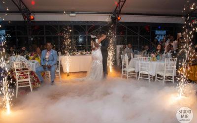 Photographe de mariage : soirée au manoir Saint-Hubert en Seine-et-Marne