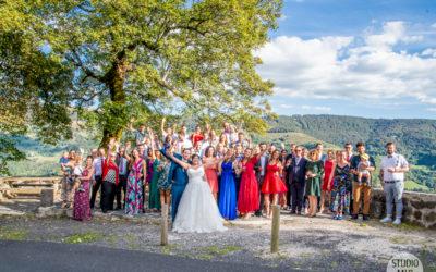 Photographe de mariage dans le Val de Marne : Conseils pour réaliser vos photos de groupe