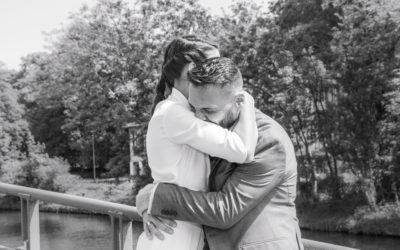 Photographe de Mariage dans le Val de Marne – Photos de couple sur les Bords de Marne