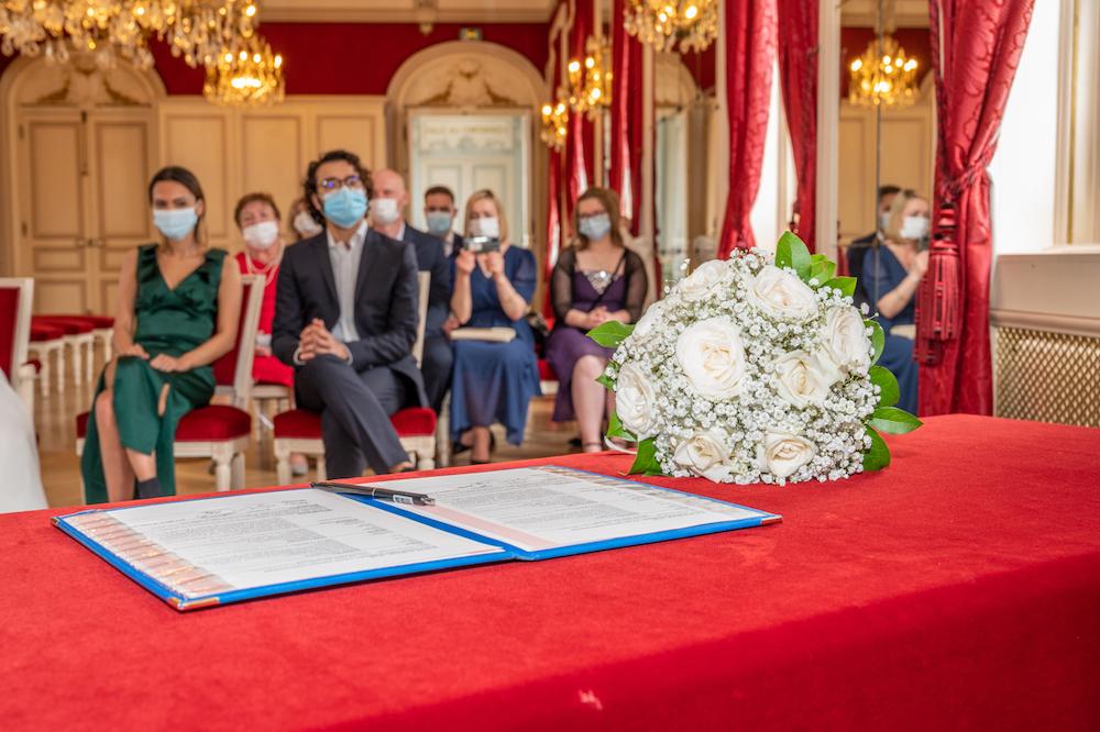 Photographe de mariage à Maison Alfort